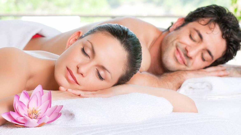 Порадуйте свою половинку романтическим spa-свиданием!